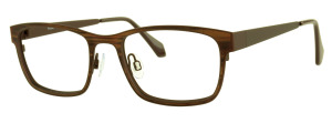 Plume Paris Ville Brown Chocolate Best Image Optical-1