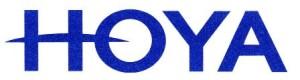 Hoya logo - White Bkgrnd